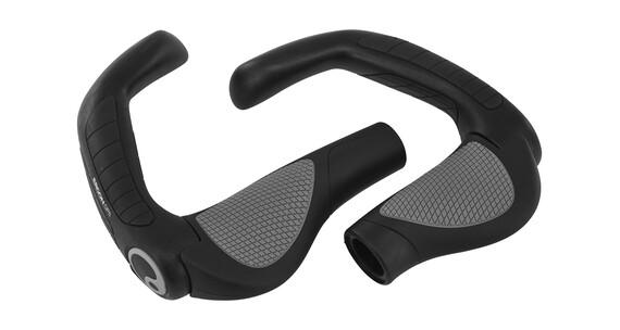 Ergon GP5 Handtag Rohloff/Nexus svart